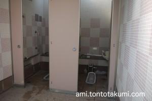 浜町公園の公衆トイレ2