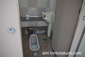 浜町公園の公衆トイレ4